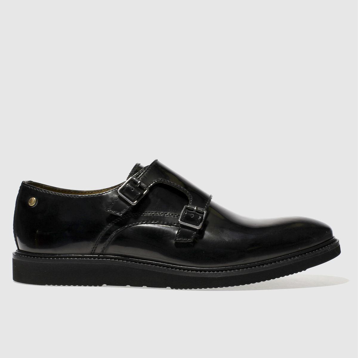 Base London Base London Black Nova Shoes