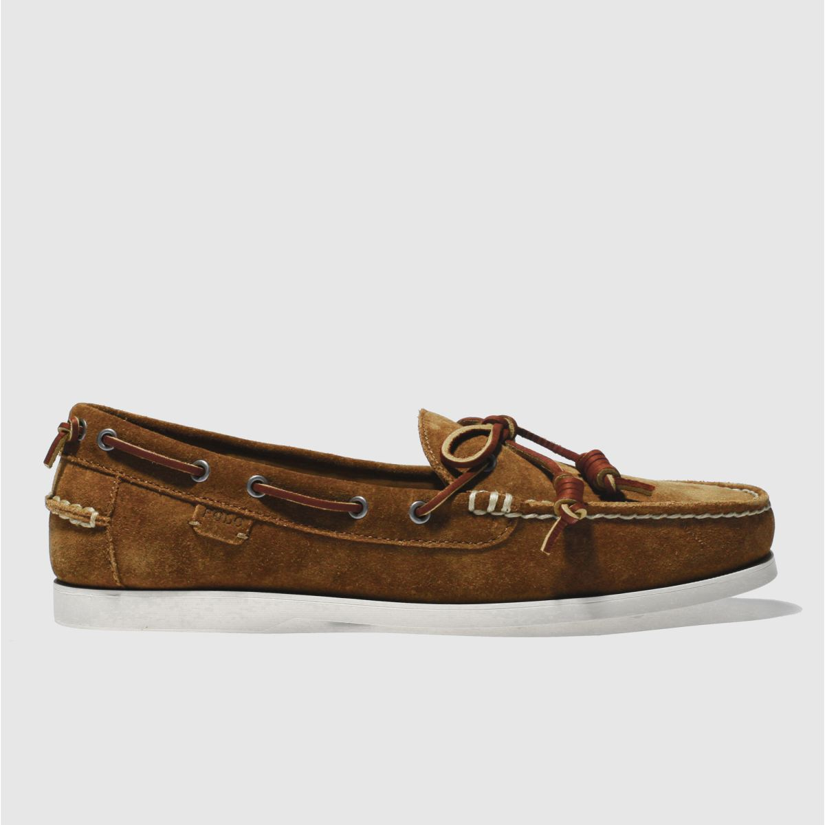 Polo Ralph Lauren Tan Millard Shoes