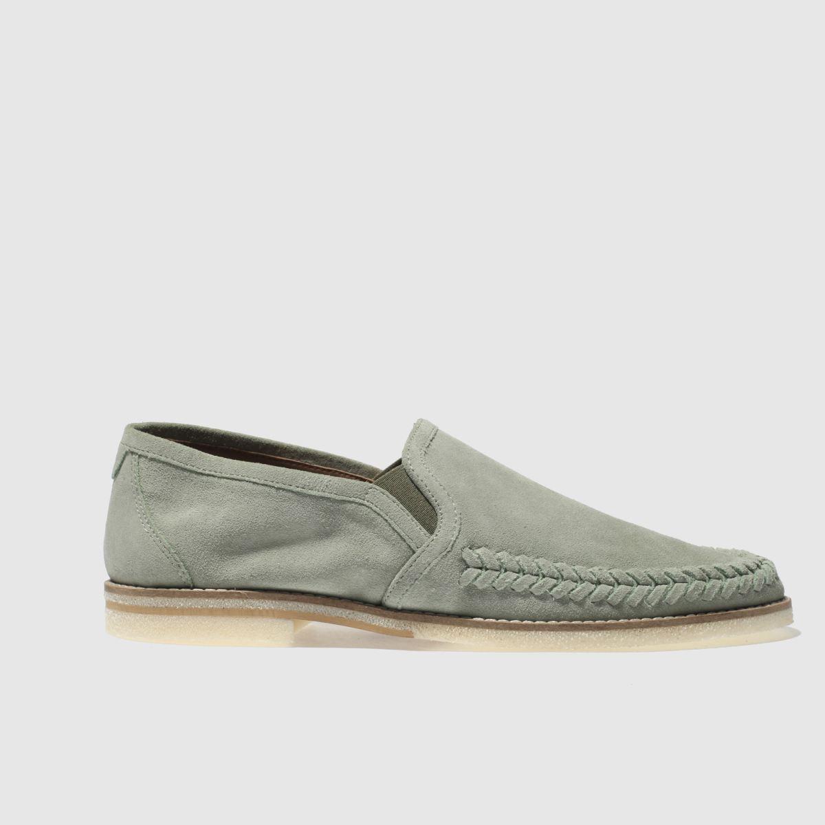 H By Hudson Green Alderburgh Shoes