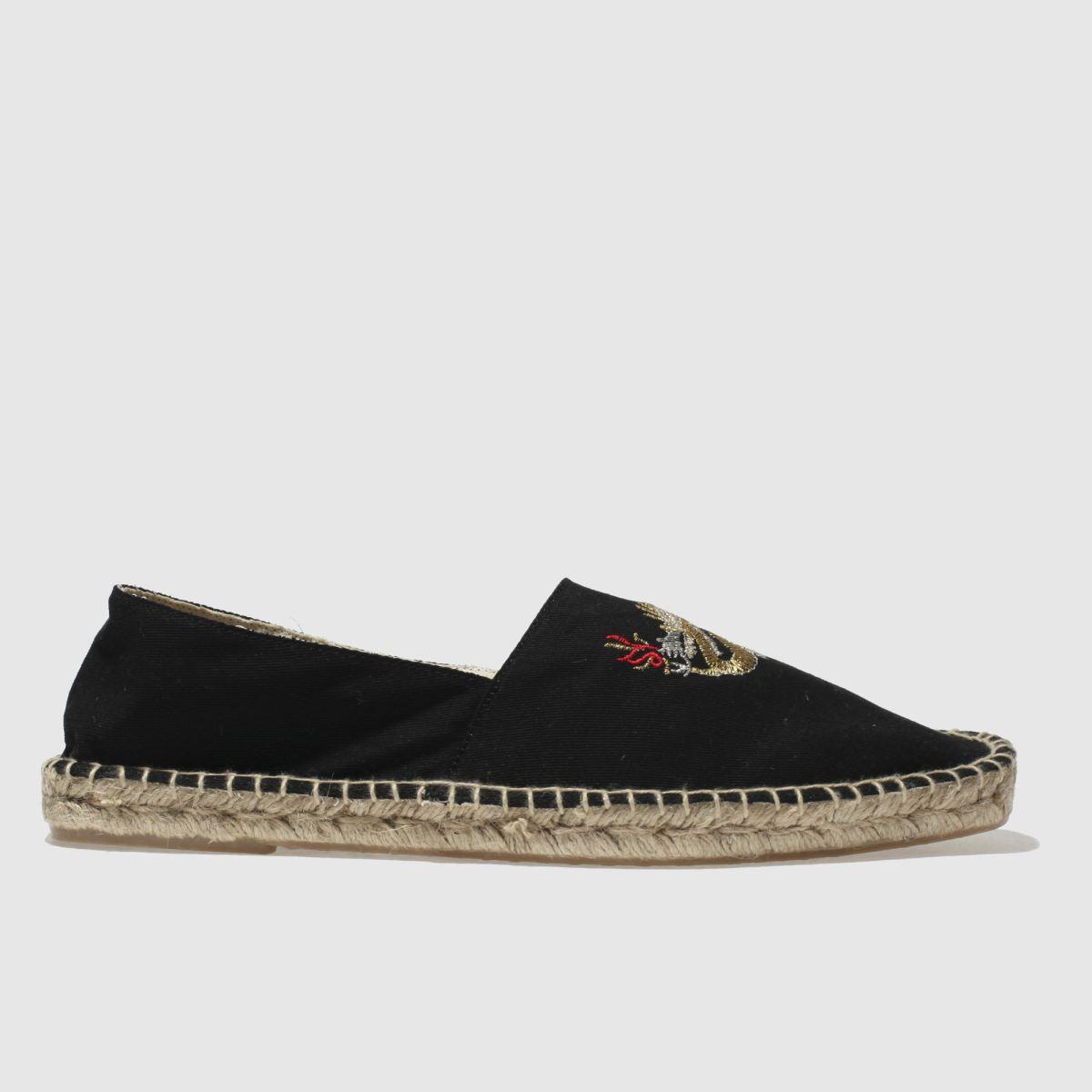H By Hudson Black Blake Shoes