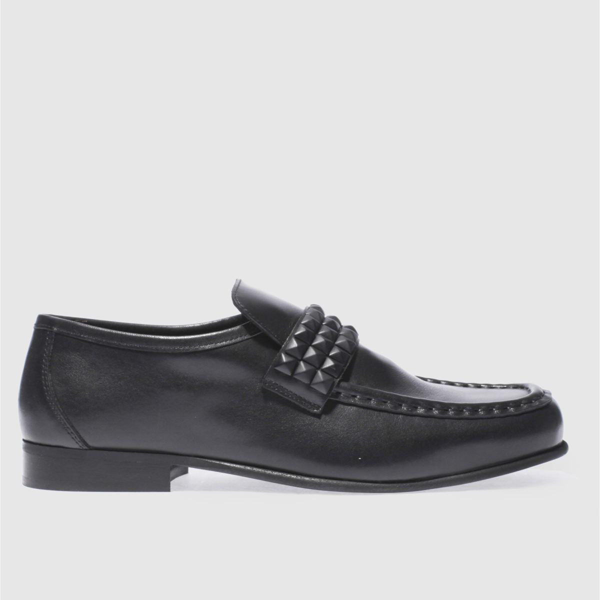 Schuh Black Argent Stud Shoes
