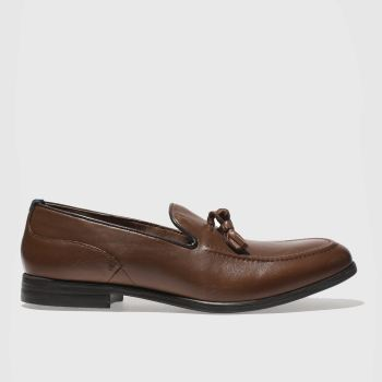 H By Hudson Tan Aylsham Mens Shoes