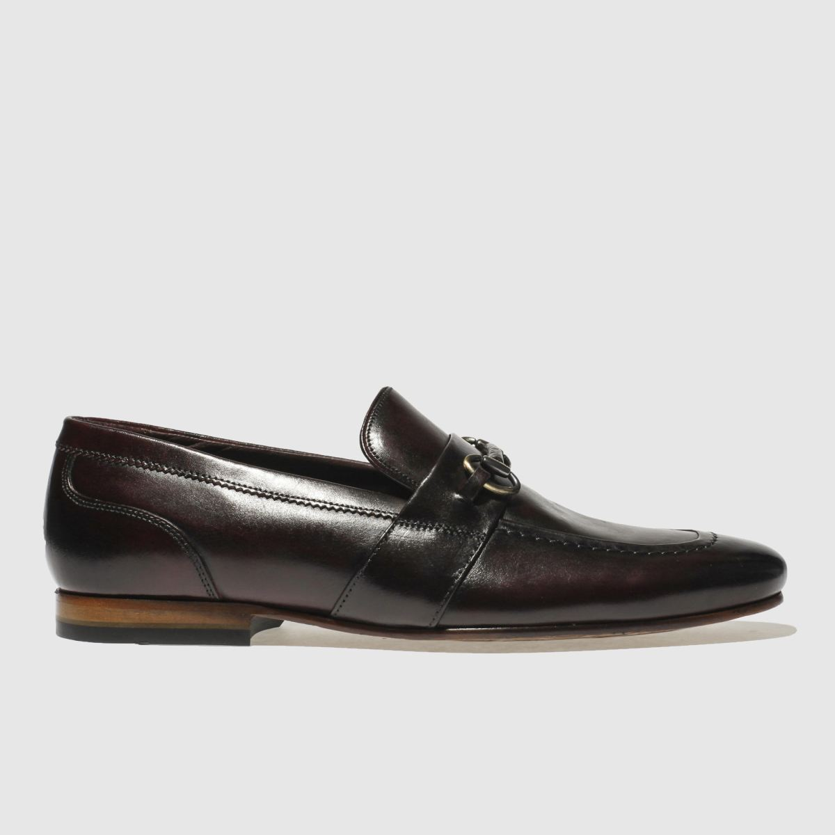 Ted Baker Burgundy Daiser Shoes