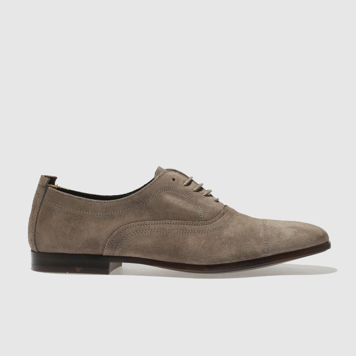 Red Or Dead Brown Mr Gyles Slip On Ox Shoes