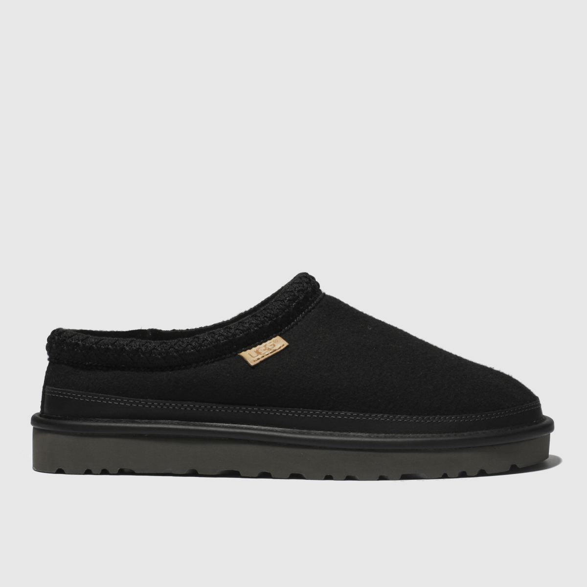 Ugg Black Tasman Slippers