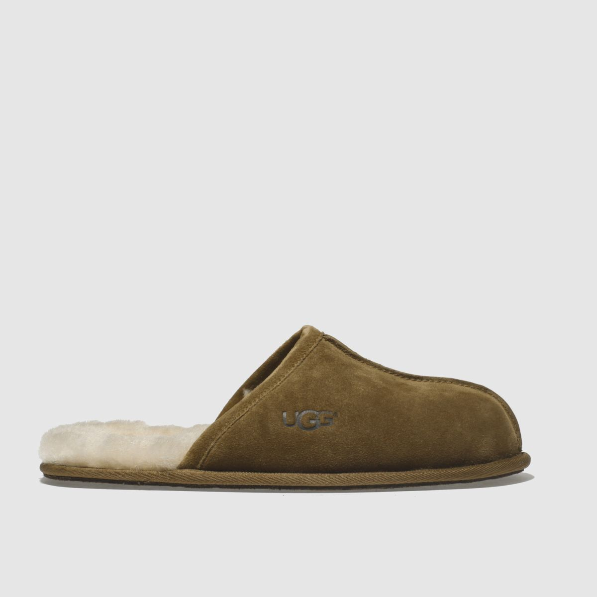 Ugg Tan Scuff Slippers