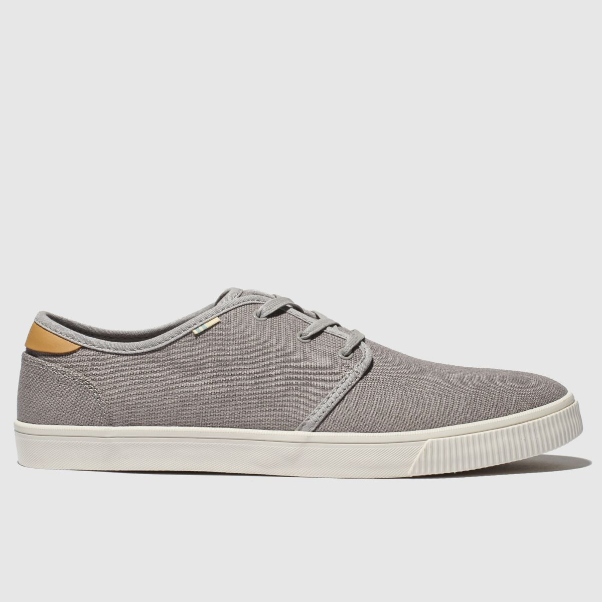 Toms Grey Carlo Shoes