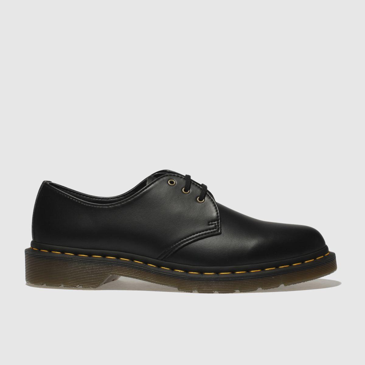 Dr Martens Black 1461 Vegan Shoes