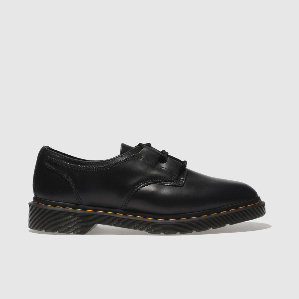 Dr Martens Navy 1461 Ghillie Aqua Glide Shoes