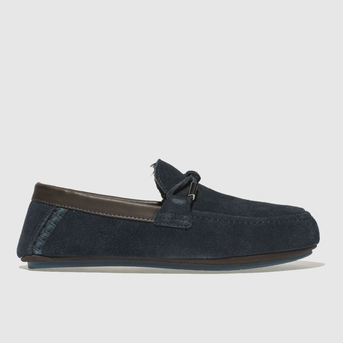 Ted Baker Blue Valcent Slippers