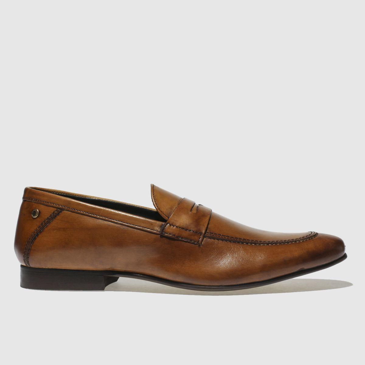 Base London Tan Tenor Shoes