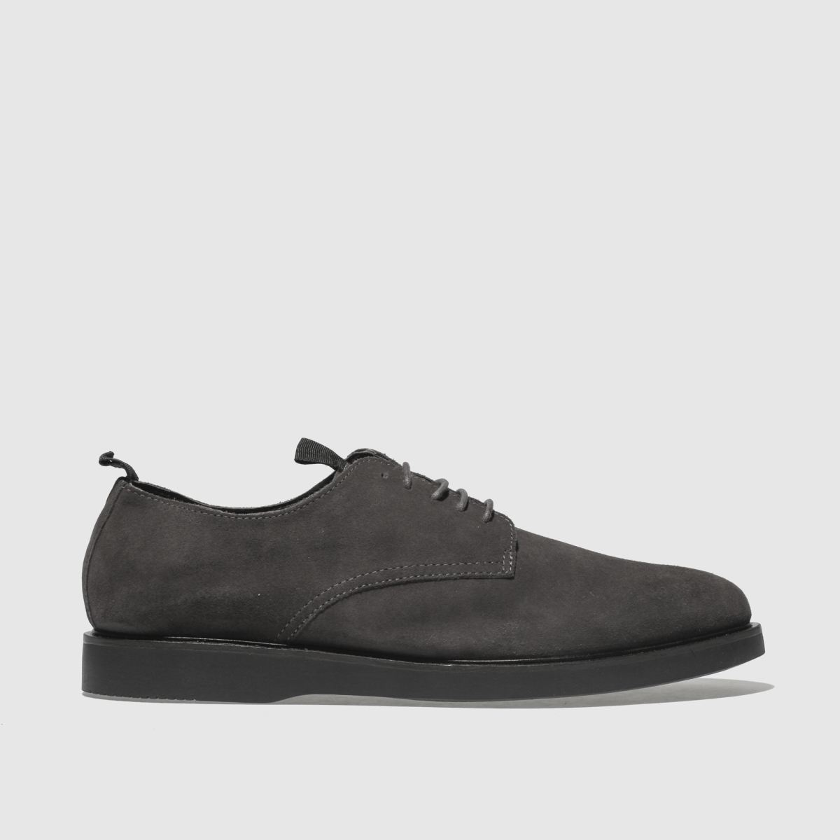 H By Hudson Grey Barnstable Shoes