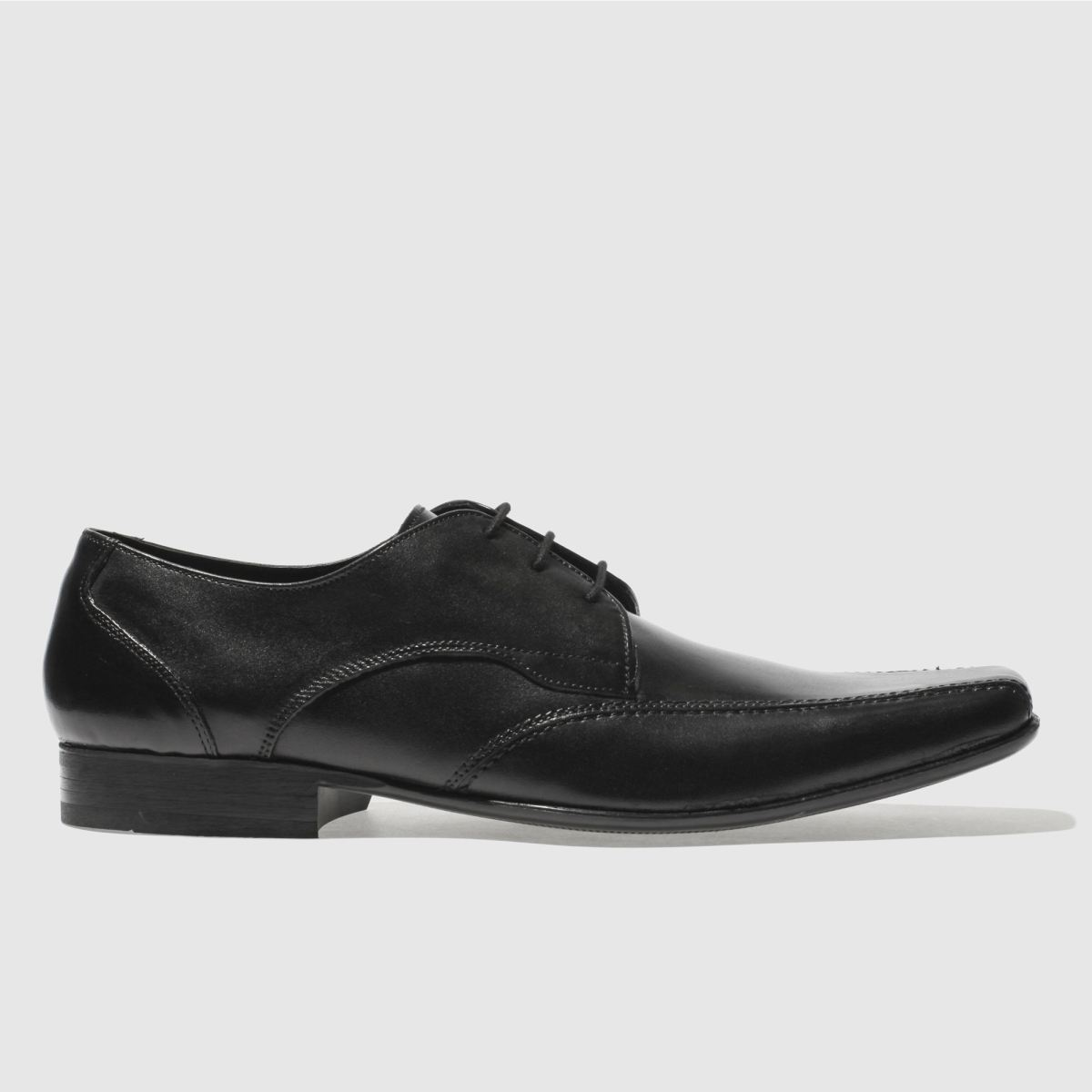 Ikon Black English Iii Lace Shoes