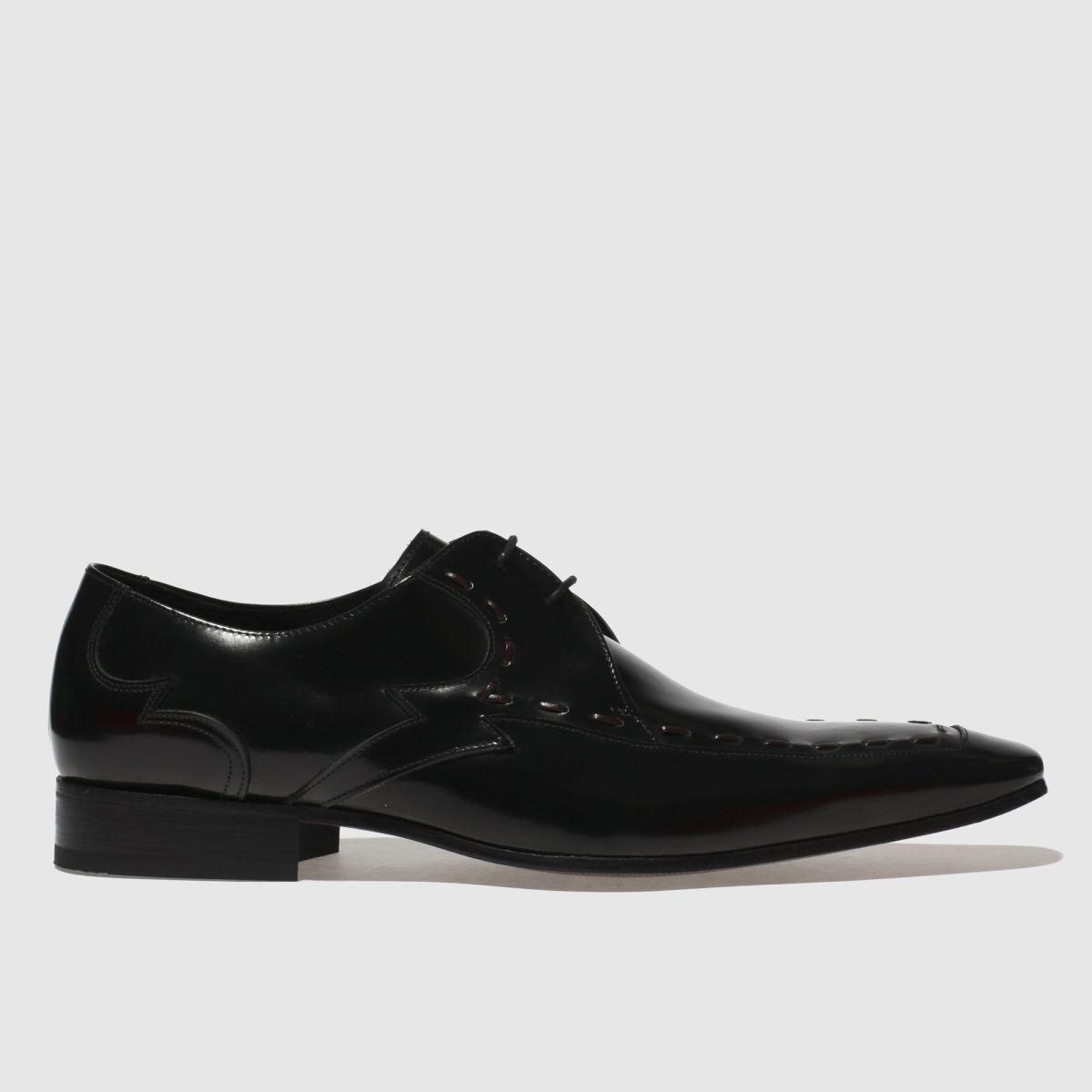 Jeffery West Black Escobar Apr Shoes