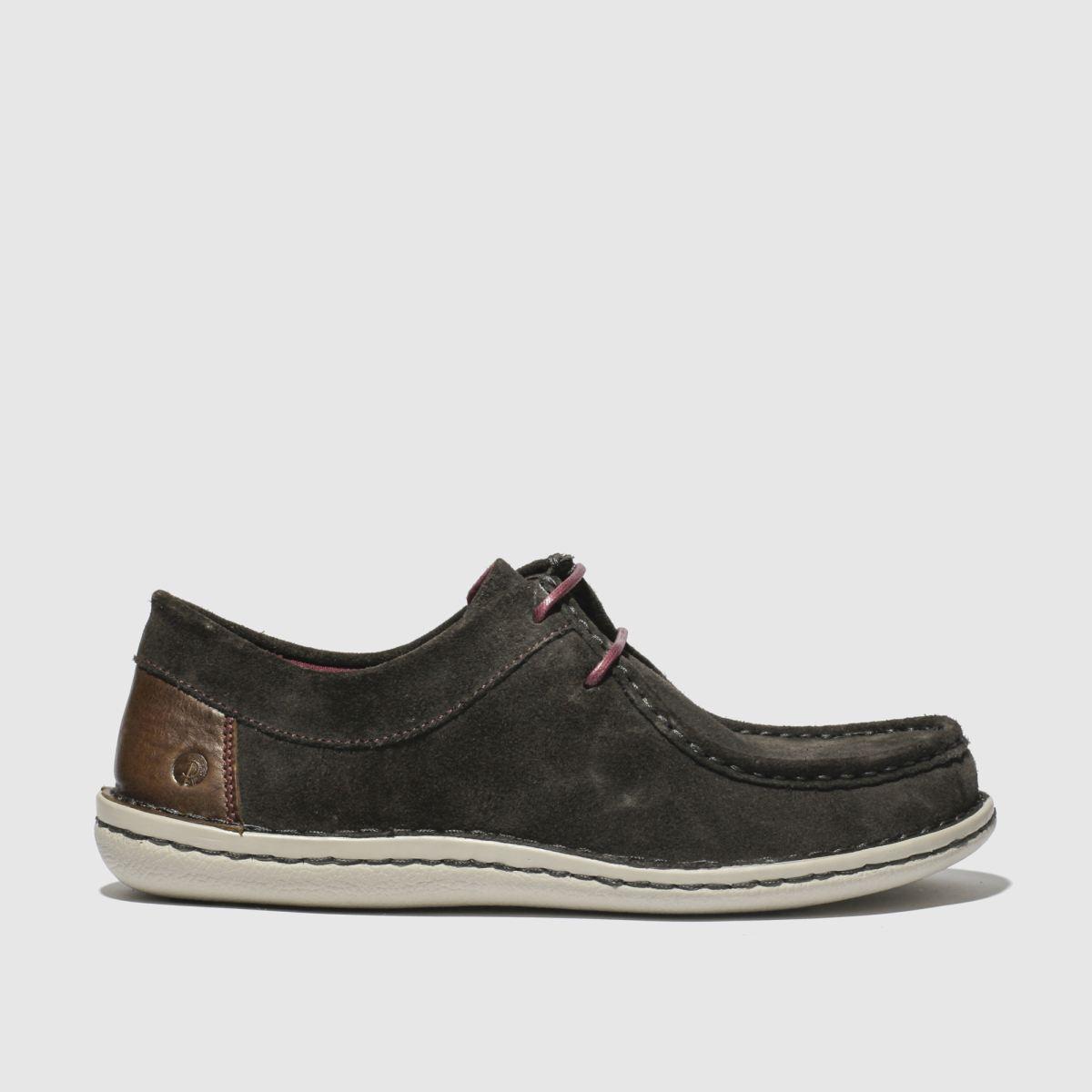Red Or Dead Dark Grey Mr Hamilton Ap Shoes