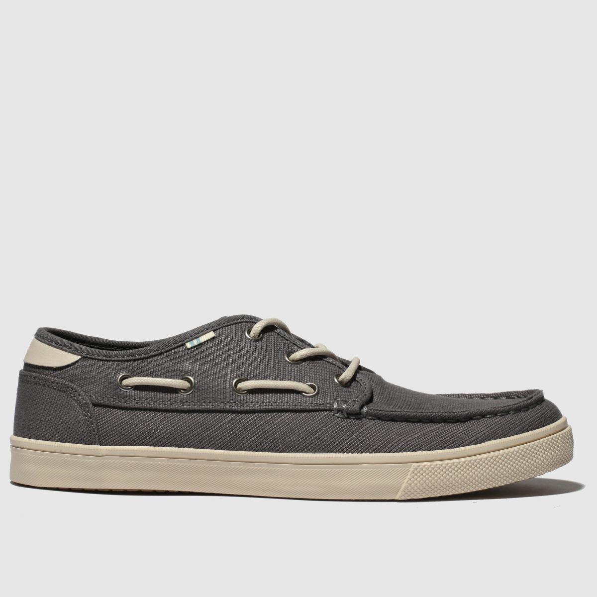 Toms Grey Dorado Shoes
