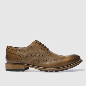 Ted Baker Tan Guri 8 Mens Shoes