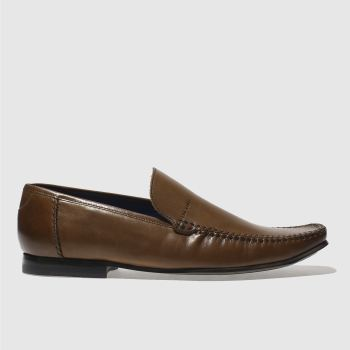 Ted Baker Brown Bly 8 Mens Shoes