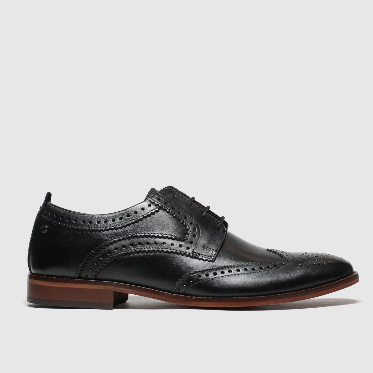 Base London Base London Black Motif Shoes