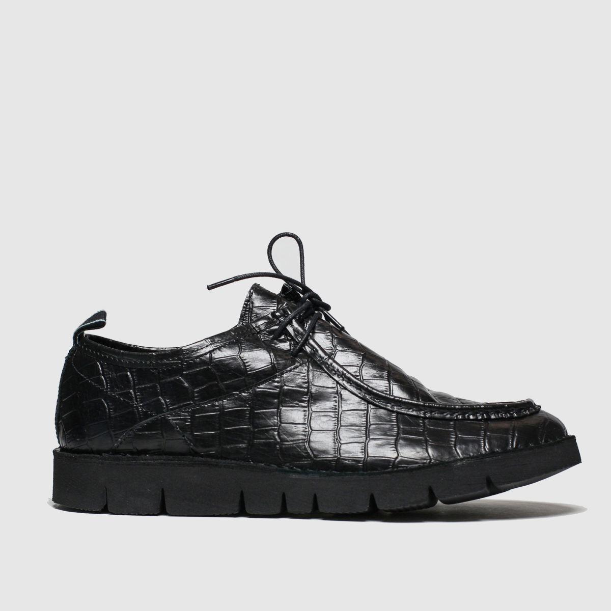 Shoe the Bear Shoe The Bear Black Milford Croc Shoes