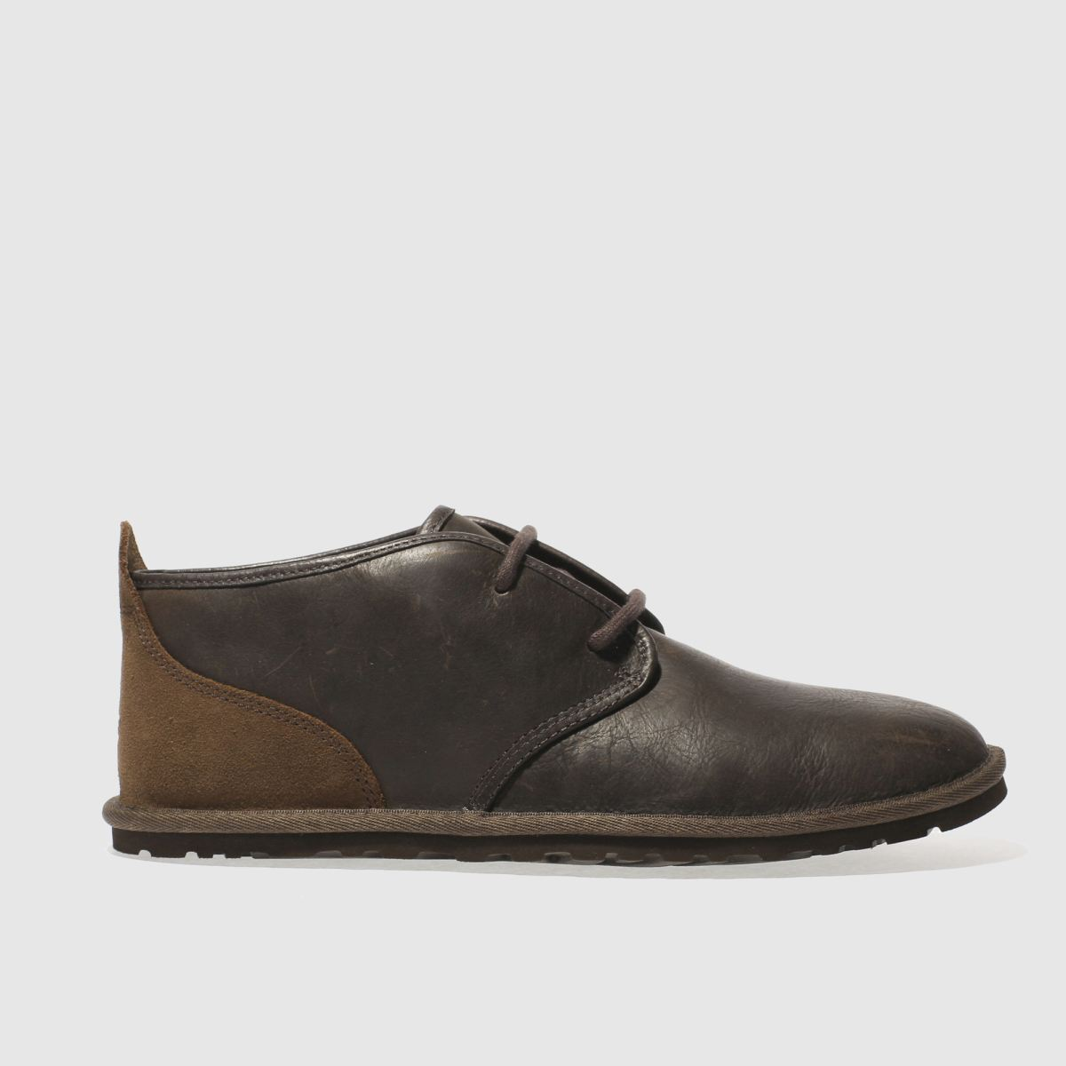 ugg dark brown maksim boots