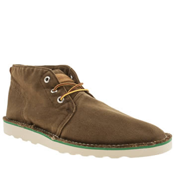 Mens Timberland Brown Earthkeepers Handcrafted Chukk Boots