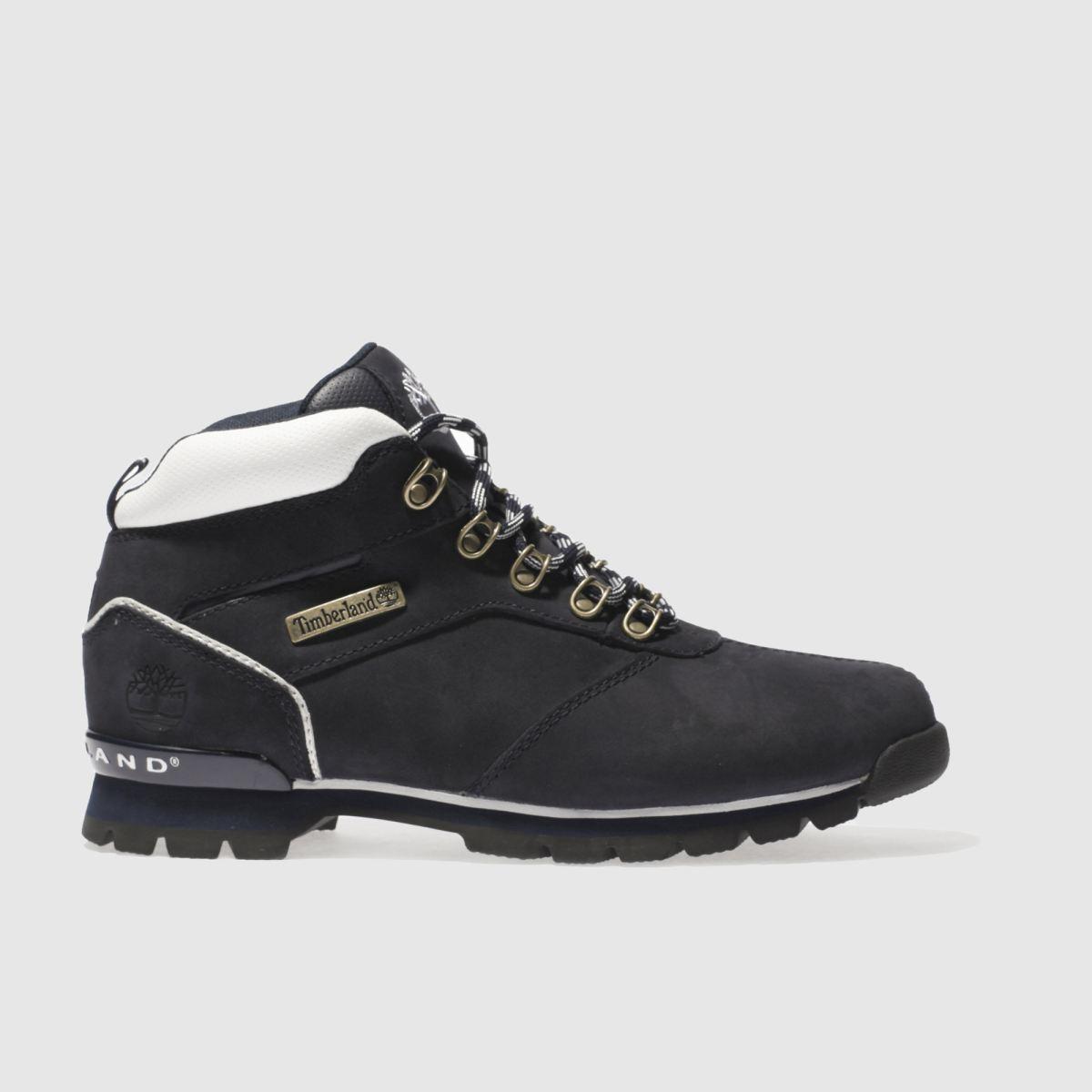 Timberland Navy Splitrock Boots