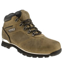 Brown Timberland Splitrock 2