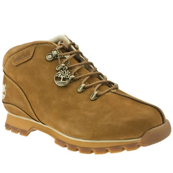 mens timberland tan splitrock leather boots