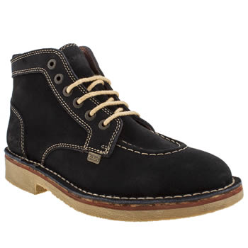 mens kickers navy legend boots