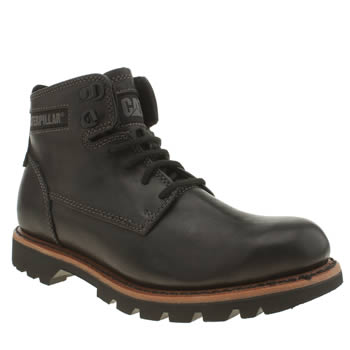 Caterpillar Black Rockwell Boots