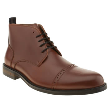 Peter Werth Tan Atkinson Boots