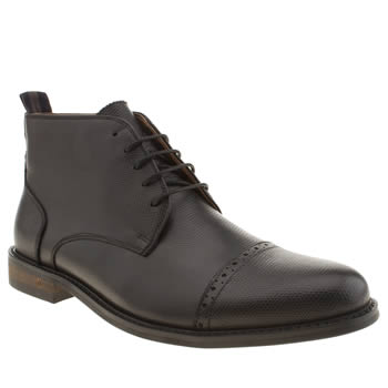 Peter Werth Black Atkinson Boots