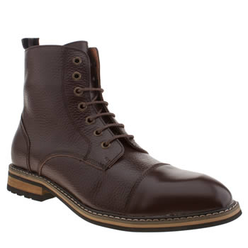 Peter Werth Dark Brown Turnmill Boots