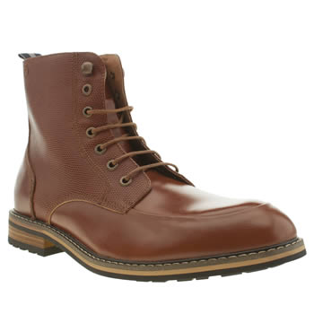 Mens Peter Werth Tan Turnmill Boot Boots