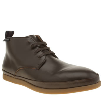 Peter Werth Brown Cain Chukka Boots