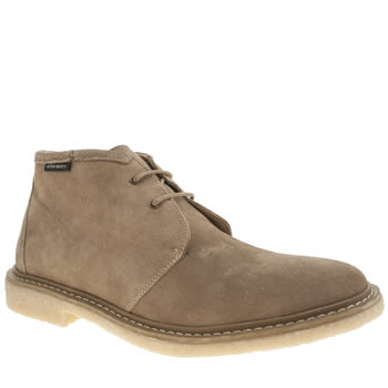 Peter Werth Tan Elba Desert Boot Boots