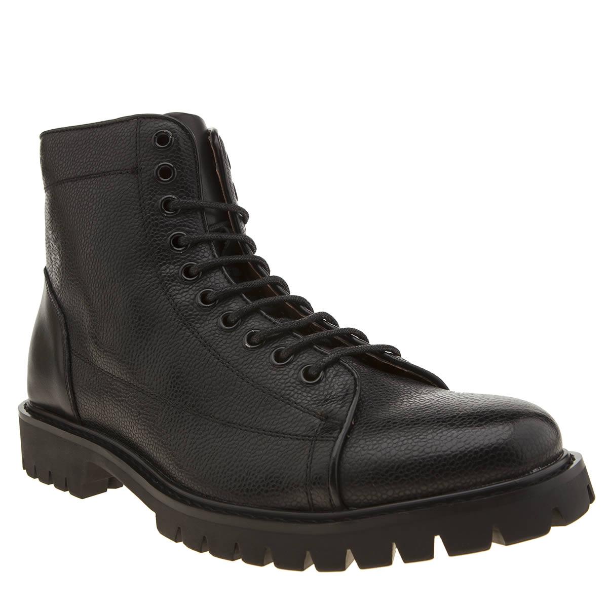 Peter Werth Peter Werth Black Oldman Monkey Boots