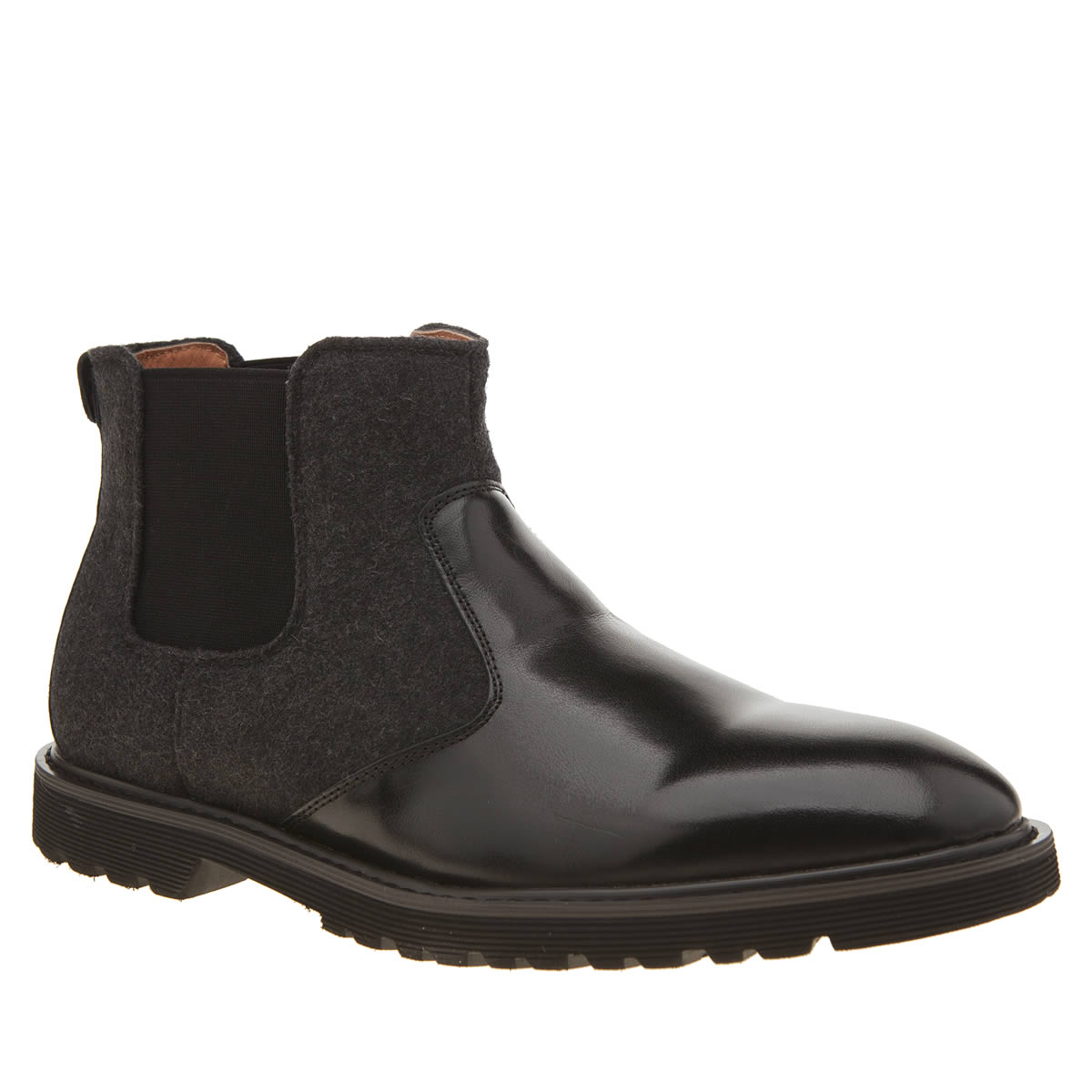 Peter Werth Peter Werth Black Laurie Chelsea Boots