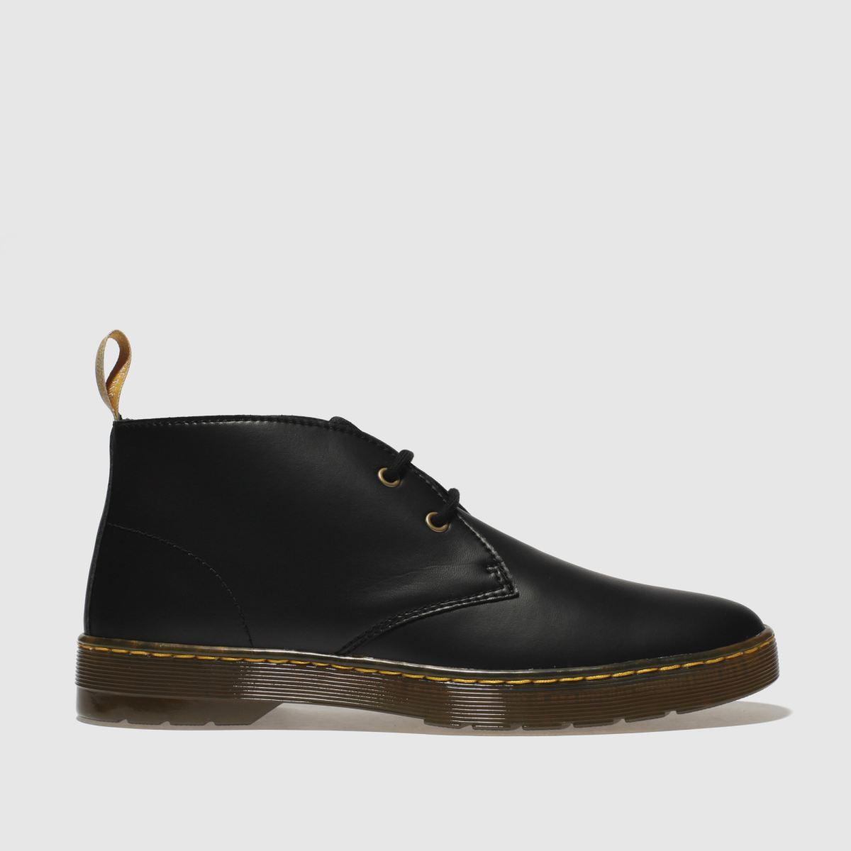 Dr Martens Black Cabrillo Vegan Boots