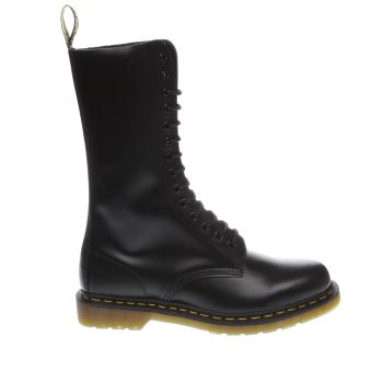 Dr Martens Black 14tie Z Boot Mens Boots