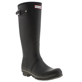 Hunter Black Original Boots