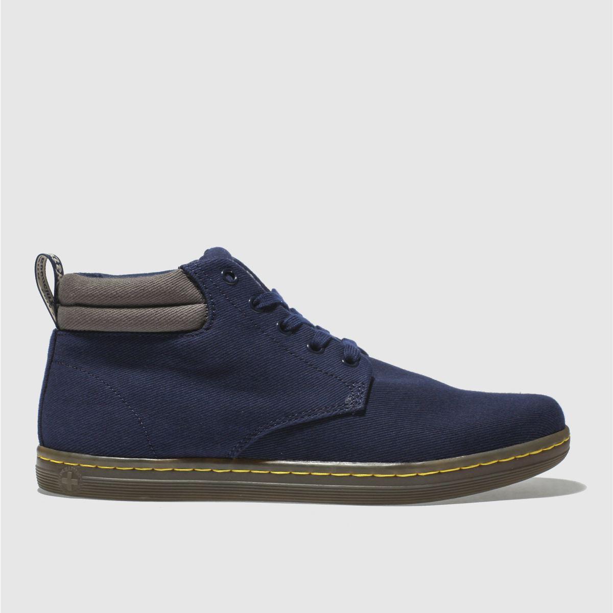 Dr Martens Navy Maleke Boots