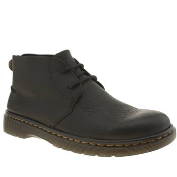 Dr Martens Black Revive Ember Desert Boot Mens Boots