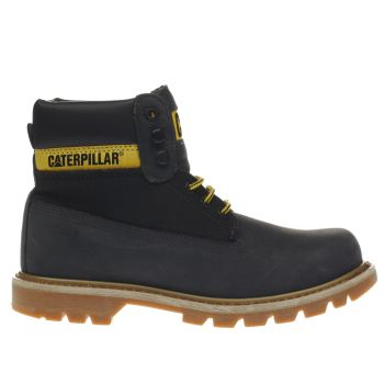 Cat-Footwear Dark Grey Colorado Work Mens Boots