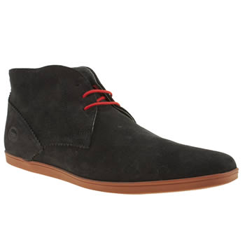 Base London Navy Coast Chukka Boots