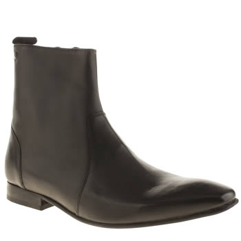Base London Black Base Tailor Boots