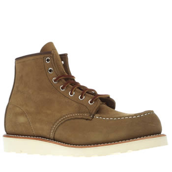 Red Wing Stone Cl Work Apron Boots