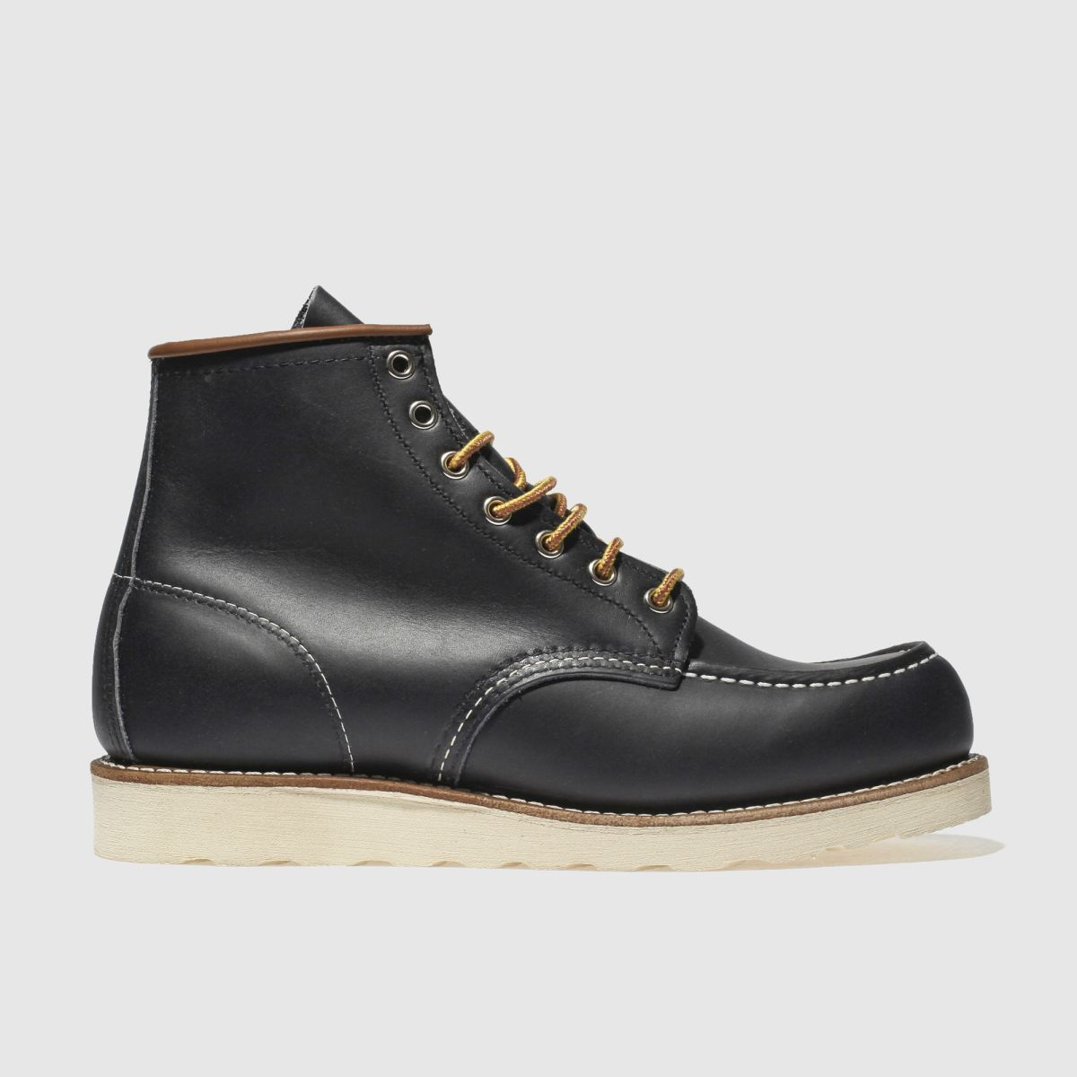 Red Wing Navy 6-inch Classic Moc Boots