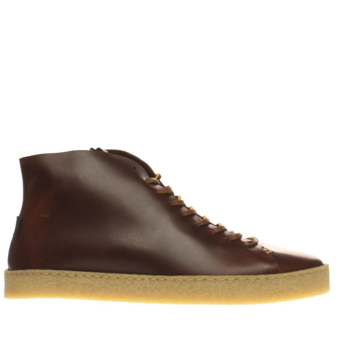 yogi Yogi Brown Winstone Boots